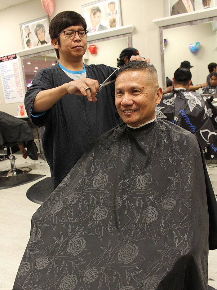 Mens Hairdressing Magic Styles Hairdressers Calgary
